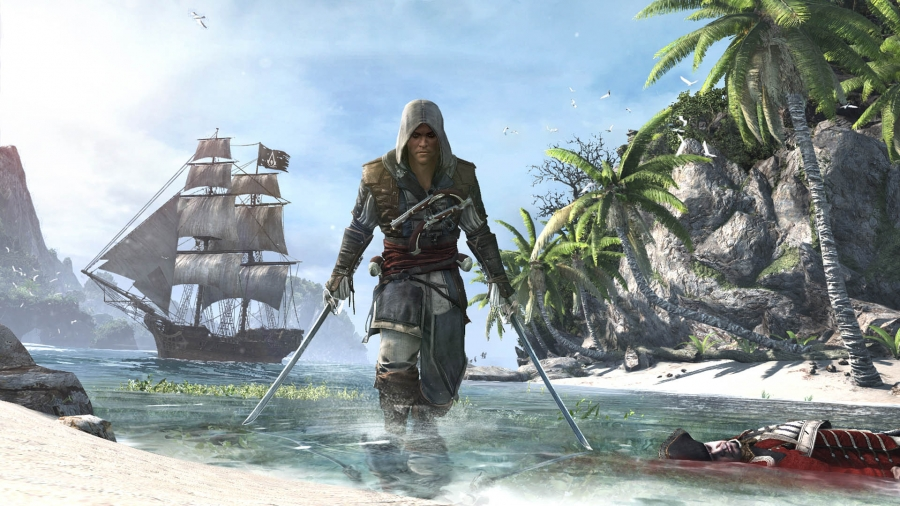 Buy Assassins Creed IV Black Flag - Uplay Game Key